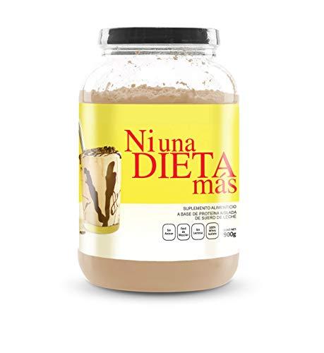 Ni Una Dieta Más Proteína Whey Isolate Delicioso Chocolate 0 Azúcar 0 Lactosa Fácil De Mezclar