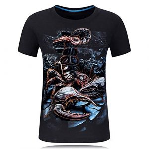 Camisetas escorpiones