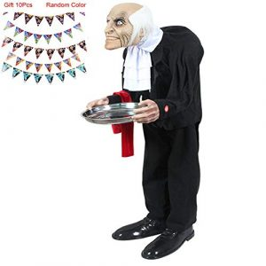Decoraci/ón Fantasma Colgante De Halloween Colgante De Colgante De Parca De La Casa Embrujada Decoraci/ón Colgante De Calavera Accesorios De Fiesta De Terror Puerta Bar Club Adornos De Espuma